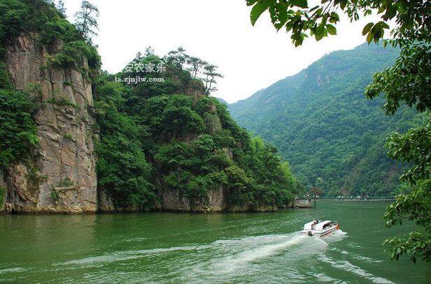浙西大峡谷风景