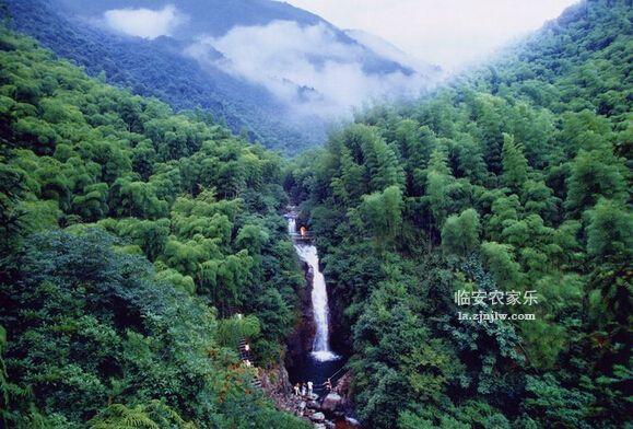 浙西大峡谷风景区