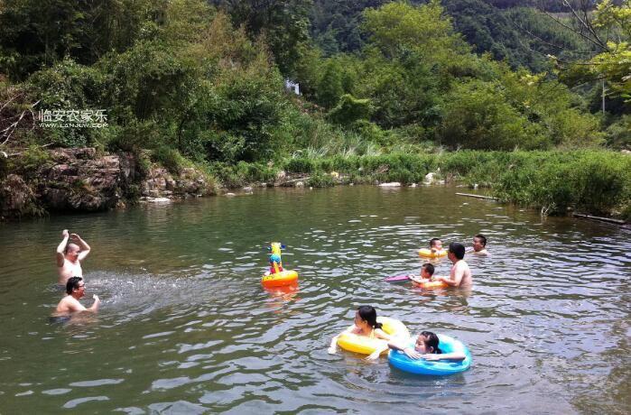 临安太湖源农家乐