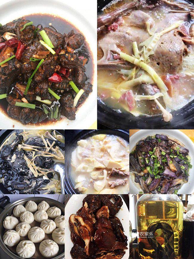 皇图家园菜品