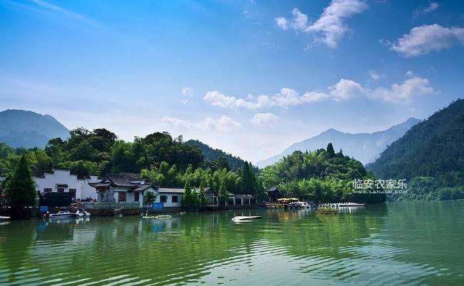 青山湖农家乐