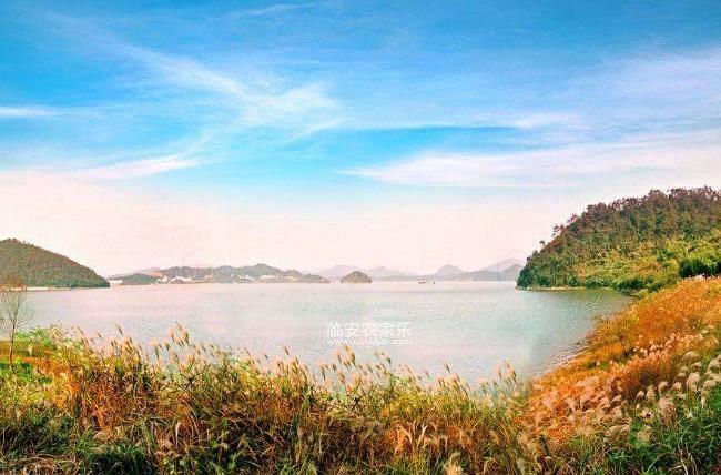 青山湖农家乐附近景色