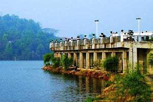 临安青山湖