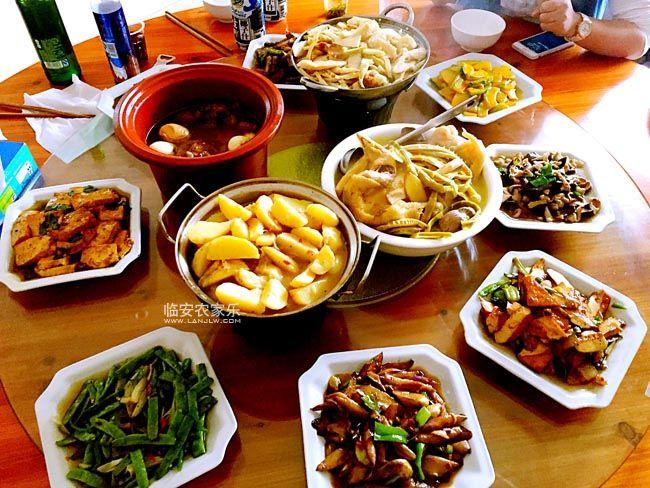农家乐菜式